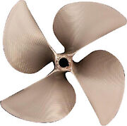4-blade 13 X 12.5 Lh 1-1/8 Bore 0.105 Cup - Acme Propellers