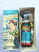 Nomura Toy Shutter-bug Battery Operated 1950s Height 23cm Vintage Made In Japan