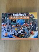 Playmobil Advent Calendar Top Agents With Led Super Weapon - 117pc Set