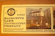 N Scale Racquette Lake Navigation Co. By N Scale Architect 10999