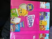 Shopkins Season 12 Real Littles Full Collection With Shopping Bag Case