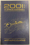 2001 A Space Odyssey - Arthur C. Clarke - Signed Limited Edition - Ultra Rare
