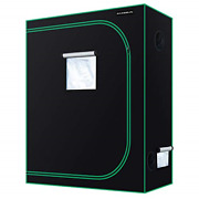 Maxsisun 4x2 Grow Tent 600d Mylar Hydroponic Indoor Plants Growing Tent With And