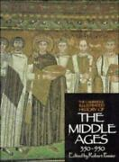 The Cambridge Illustrated History Of The Middle Ages Volume I, 350-