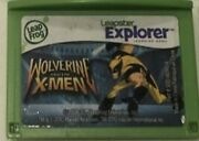 Leapfrog Leapster Explorer Wolverine And The X-men Leap Pad 2,3,gs,xdi Ultra 1