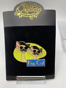 Disney Auctions Si And Am Hep Cat Le 100 Pin Lady And The Tramp Siamese
