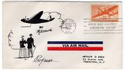 C31 Transport 50c First Day Cover -1941 Unlisted Stratton Cachet - Hand-drawn