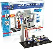 Snap Circuits Bric Structures   Brick And Electronics Exploration Kit   Over...