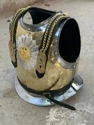 Medieval Imperial Guard French Officer Cuirass Front And Back Breastplate Replica