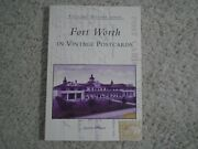 Quentin Mcgown Fort Worth In Vintage Postcards Autographed