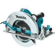 Makita Circular Saw 10-1/4 In. Corded 15 Amp Convenient Wrench Storage Soft Grip
