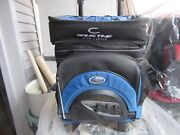New Bud Light Beer Roller Cooler Carry All W Radio Bottle Cans Game Room