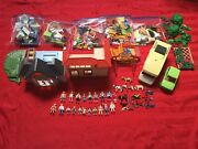 Playmobil Lot 5937 4343 4837 4345 And More
