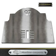 Cat Shield Security Catalytic Converter Protection For 2004-2009 Toyota Prius