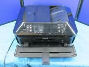 Canon Pixma Mx922 All-in-one Inkjet Color Printer Scan Fax Fully Tested