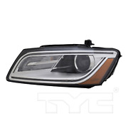 Hid Headlight Front Lamp W/o Drl For 13-17 Audi Q5 Left Driver