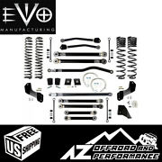 Evo Mfg 6.5 Enforcer Overland Stage 4 Plus For And03920+ Jeep Gladiator Jt