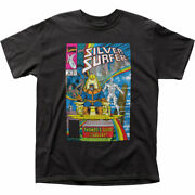 Silver Surfer Thanos Guide To The Galaxy Marvel Officially Licensed T-shirt