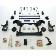 Rancho Rs6549b Suspension Lift 4wd 4.0 In. Front/2.5 In. Rear Kit New