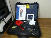 Aemc 6417 Clamp-on Ground Resistance Tester With Bluetooth Usb Adapter