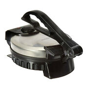 Brentwood Ts-127 Stainless Steel Non Stick Electric Tortilla Maker 8 Inch