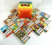 Vintage Mazinger Z Puzzle Box Contains 16 Boxes With Characters Nib 1980's