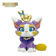 Game League Of Legends Lol Yuumi Stuffed Toy Plush Doll Official Collection Gift