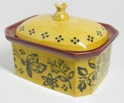 Villeroy And Boch Tropical Switch 5 Tureen W/ Lid Gallo Design Please Read