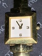 Bulova Womens Watch Crystal Just Replaced With New Battery By Bulova