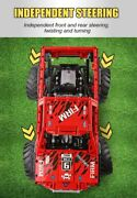 29256pcs Limited Edition Mould King High-tech Toyotas Hilux The 4x4 Off Road Ve