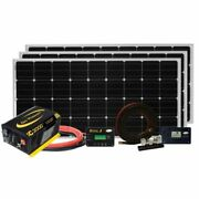 Go Power 82848 Solar Extreme Charging System - 570 Watts New