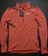 Nike Therma Sphere Element 3.0 Size Small Reflective Running Top Bv4713-226