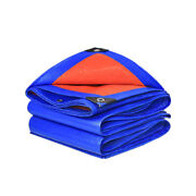 Tarp All Weather Reinforced Tarpaulin Canopy Tent Shelter Cover Car Boat
