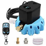 Edou 1200 Gph Remote Control On-off Pool Cover Pump,including 3 Adapters,remote