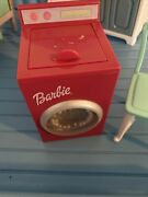 Vintage Little Tikes My Size Barbie Dollhouse Washers Chair