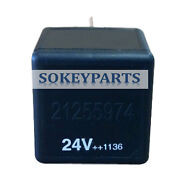 Relay Oem 21255974 20390648 Fits For Volvo Eurocargo Auto Truck Spare Parts