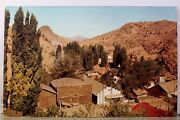 Oregon Or Mitchell John Day Country Union Oil 76 Gas Postcard Old Vintage Card