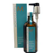 Moroccanoil Oil Treatment Light With Pump 6.8oz 200ml  Buy With Confidence