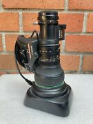 Canon J21x7.8b4 Irs Sx12 Sd Eng Lens With X2 Extender