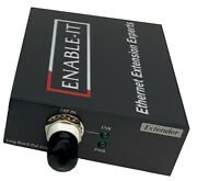 821c Ethernet Extender 1-port Coax Kit - 100mbps By Enable-it