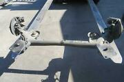 2014-2018 Ford Transit Connect Rear Dead Axle Fwd 120.6 Wb Oem 2015