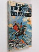 The Mad King By Edgar Rice Burroughs Frank Frazetta Cover