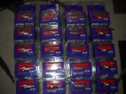Johnny Lightningdragsters U.s.a. Limited Edition Lot Of 20 Famous Dragsters