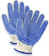 Pack Of 12 Pairs - North Grip N Pvc K511 By Honeywell Heavyweight Knit Gloves