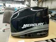 Mercury Outboard Decals Stickers Optimax Salt Water 225 115 Hp Cowling Vinyl