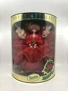 Never Opened Happy Holidays Special Edition 1993 Barbie Doll