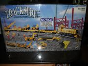 K-lineconstruction Train Set0/027 Gauge Complete With Track And Transformer