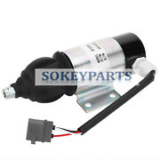 New 873754 12v Fuel Stop Solenoid For Volvo Tamd60a Tamd60b Tamd60c High Quality