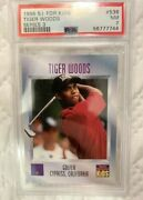 1996 Sports Illustrated For Kids Tiger Woods Rookie 536 Psa 7 Rare Invest Now