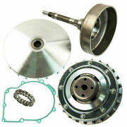 New Yamaha Grizzly 660 Wet Clutch Drum Housing And Primary Sheave Fits For 02-08